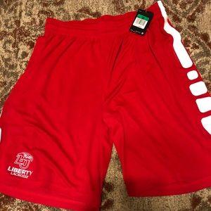 Men's XL Nike Shorts- Liberty Flames Lacrosse